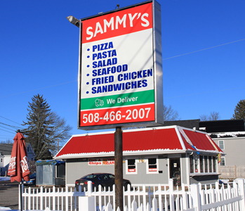 Sammy's Pizza & Seafood
